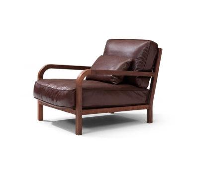 Dario armchair by Linteloo