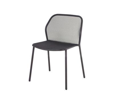 Darwin chair - set of 4 Antique Iron