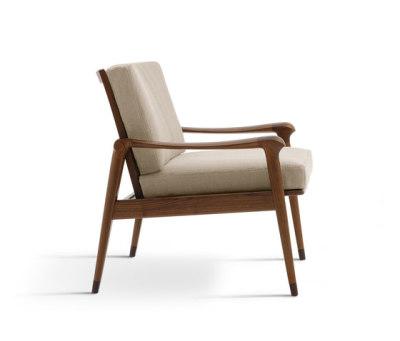 Denny Armchair by Giorgetti