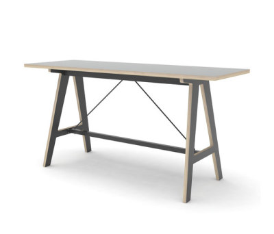 Dialogue High table by KLOSS