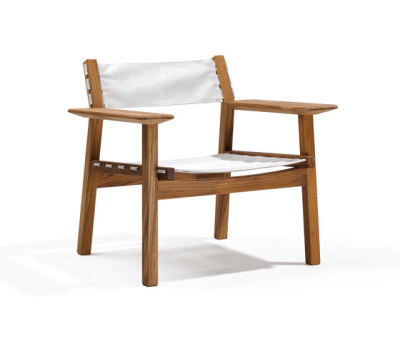Djurö lounge chair by Skargaarden