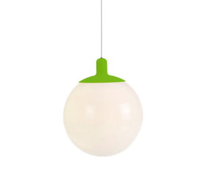 Dolly 45 pendant green by Bsweden