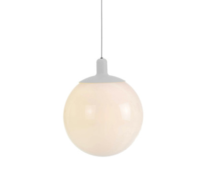 Dolly 45 pendant white by Bsweden