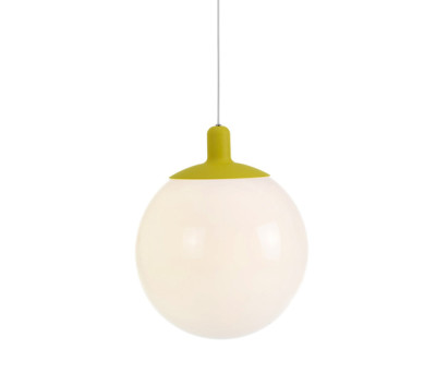 Dolly 45 pendant yellow by Bsweden