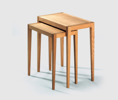 Domino III side table by Lambert