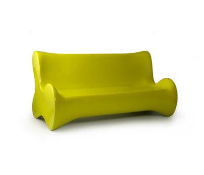 Doux sofa Pistachio