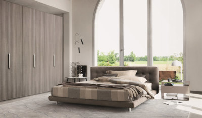 Doze bed by Flou