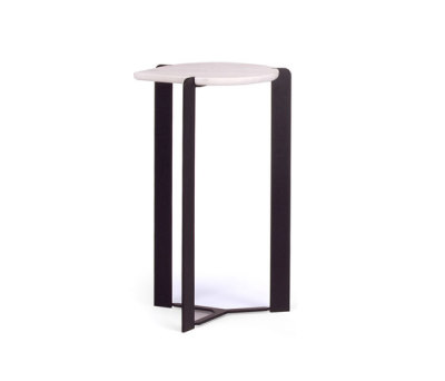 drop side table med by Skram