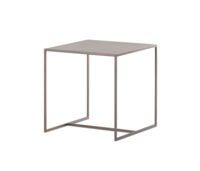 Duchamp Bronze Side table by Minotti