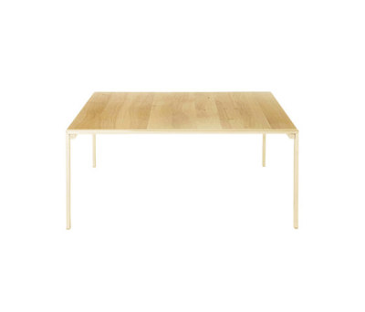 Duet T72 Coffee table by Ghyczy