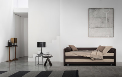 Duetto Bed by Flou