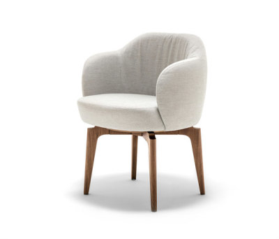 Elisa Small Armchair by Giorgetti