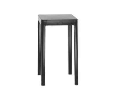Emeco Occasional table 36 x 36 x 61 cm Hand-brushed
