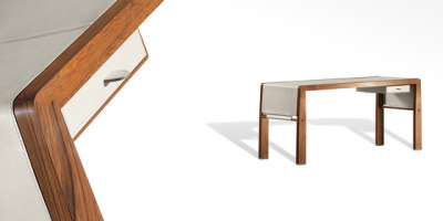 Eos Writing Desk by Giorgetti