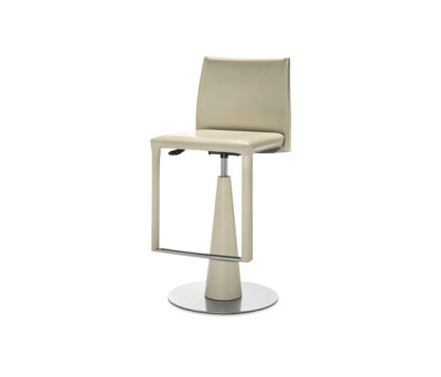Evia GP height-adjustable stool by Frag