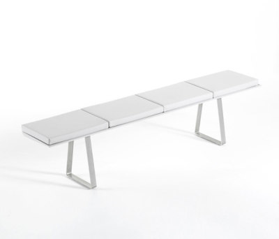 Extrados banc large by EGO Paris