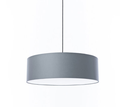 FAB 80 silver grey by Embacco Lighting