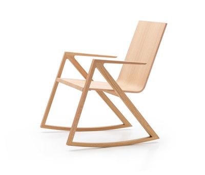 Félix Rocking Chair by PERUSE