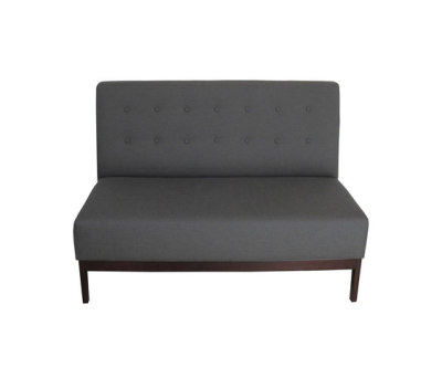 Fitzroy Sofa front by Eleanor Home