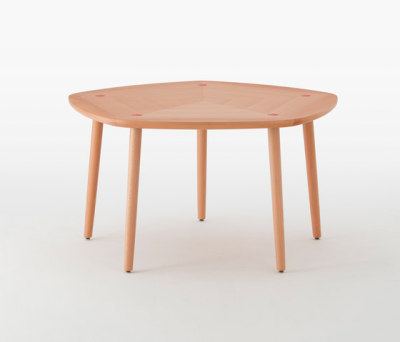 Five Dining Table Natural One Point by Meetee