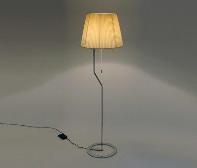 Flamingo F - floor lamp by Bernd Unrecht lights