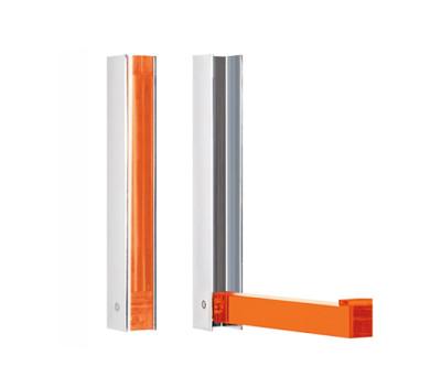 Flap folding hook by Serafini