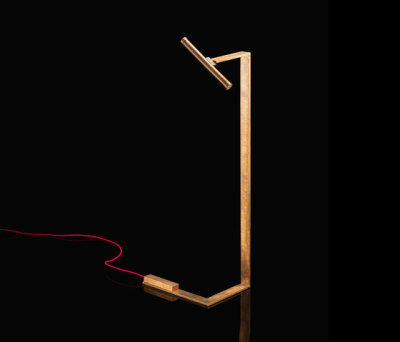 Flat Lamp by HENGE