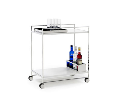 Flat Trolley table by Yomei