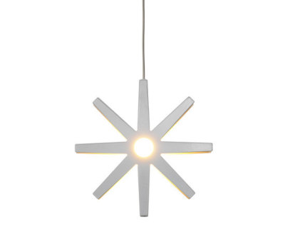 Fling 33 pendant small white by Bsweden