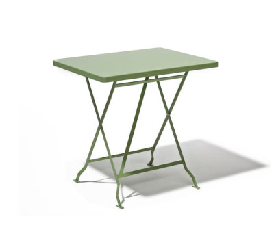 Flip balcony and dining table by Lampert