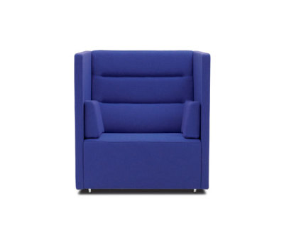 Float high armchair by OFFECCT