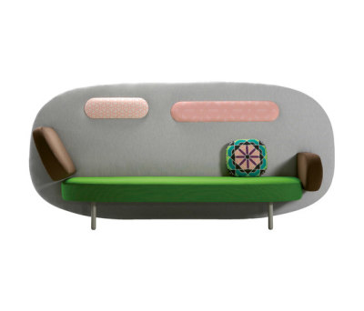 Float Sofa 290 by Sancal