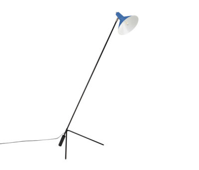 Floor Lamp No. 1502: The Grasshopper by ANVIA