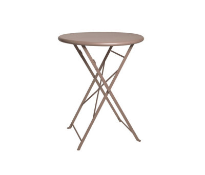 Flower bistro table round by Ethimo
