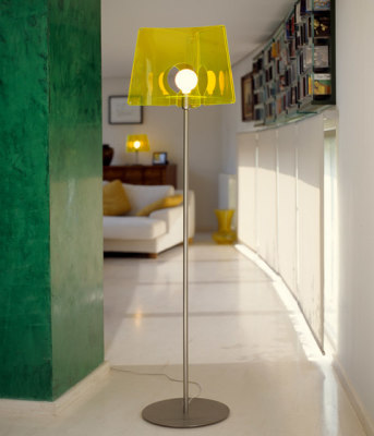 Fluo floor lamp by almerich