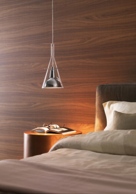 Flûte | Flûte Magnum Suspension lamp by FontanaArte