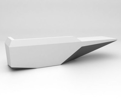 Fold Desk configuration 2 by isomi Ltd