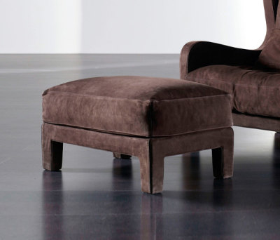Forrest Soft Pouf by Meridiani