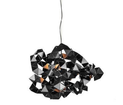 Fractal Cloud hanging lamp by Brand van Egmond