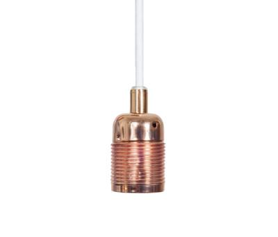 Frama E27 Pendant Copper by Frama