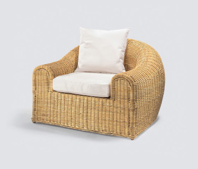 Fred Astaire lounge armchair by Lambert