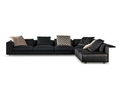 Freeman Duvet Sofa by Minotti