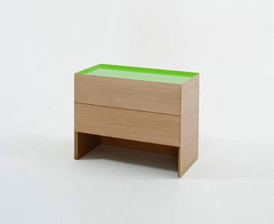 F.U. Dresser 2 drawer by Dune
