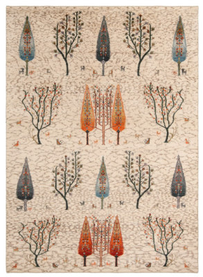 Gabbehs Flora & Fauna Multiple Trees 2 from Into The Woods by Zollanvari