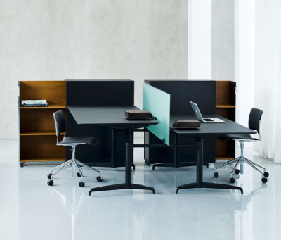 Genese Work station by Holmris Office