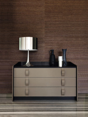 Gentleman dresser by Flou