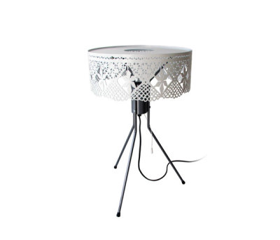 Gladys Table lamp white by Bsweden