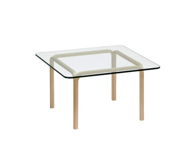 Glasstable Y805A by Artek