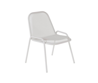 Golf Chair - Set of 4 Matt White