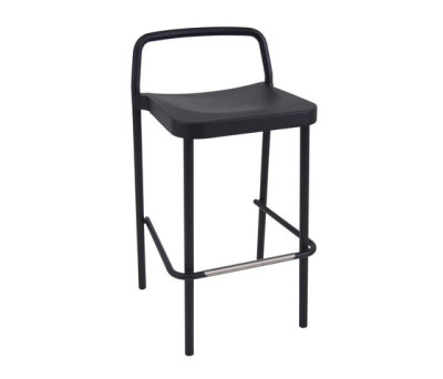 Grace Barstool - Set of 2 Black